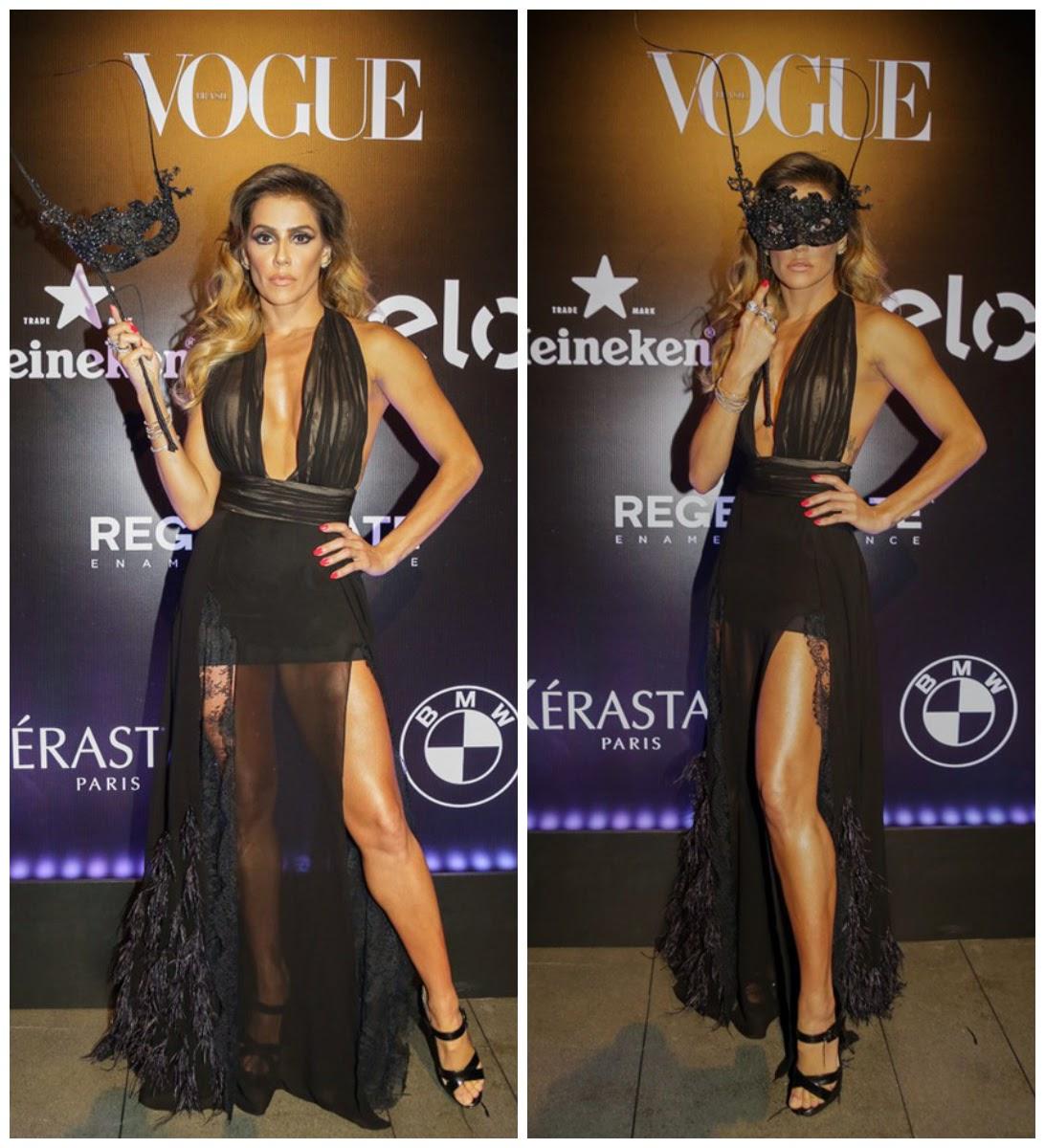 Deborah Secco Baile Vogue