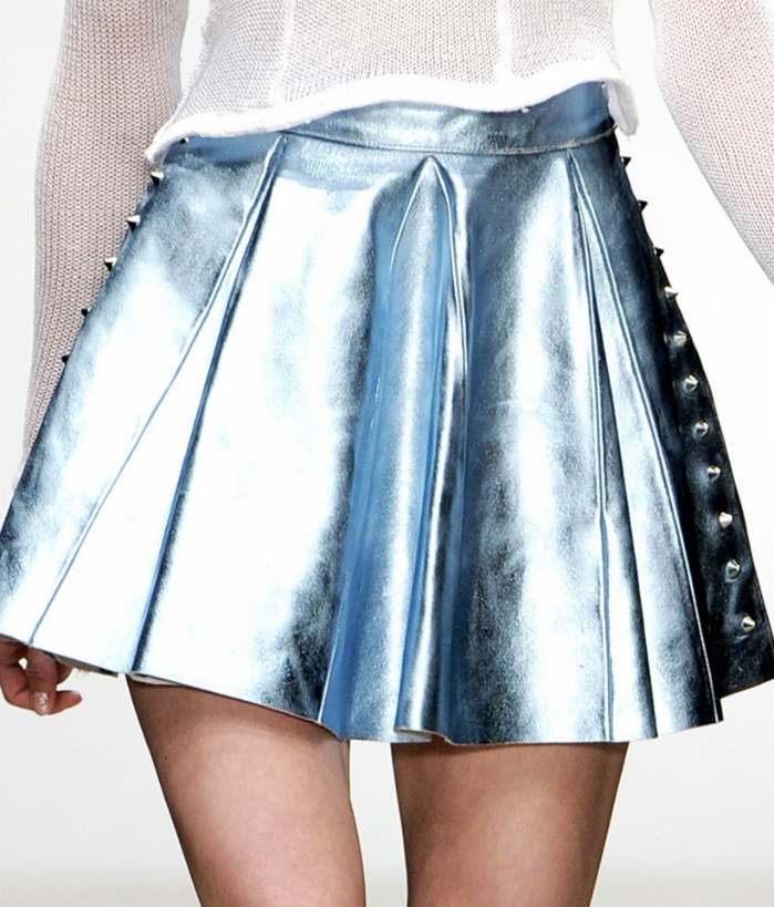 metallic-trend-skirts
