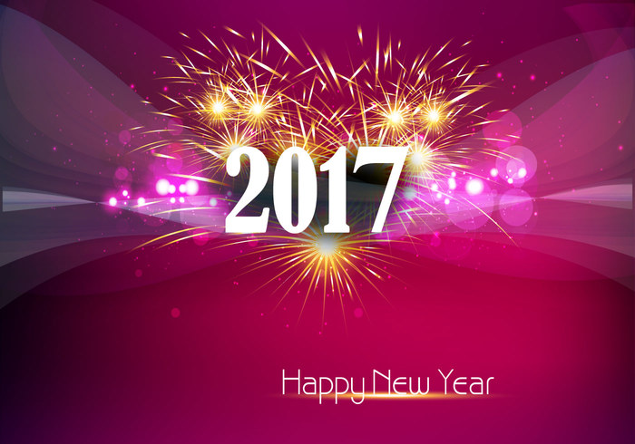 vector-happy-new-year-2017-banner-with-fire-cracker