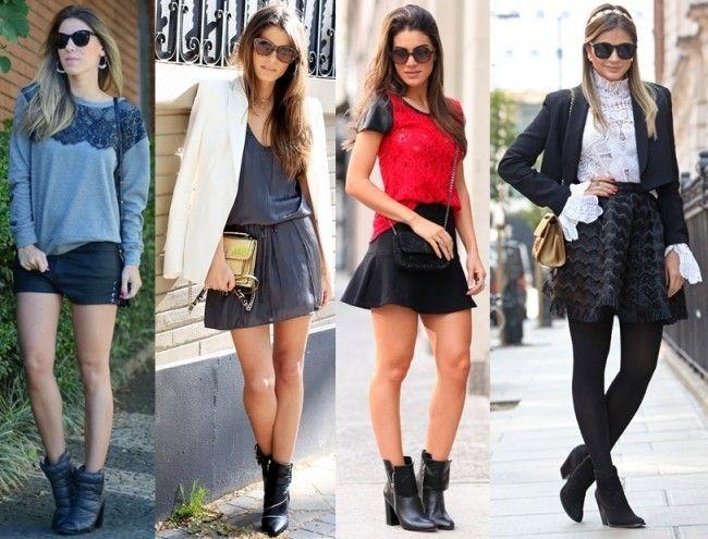 657d32428b As saias e shorts também ficam ótimos – tanto com ou sem meia calça.