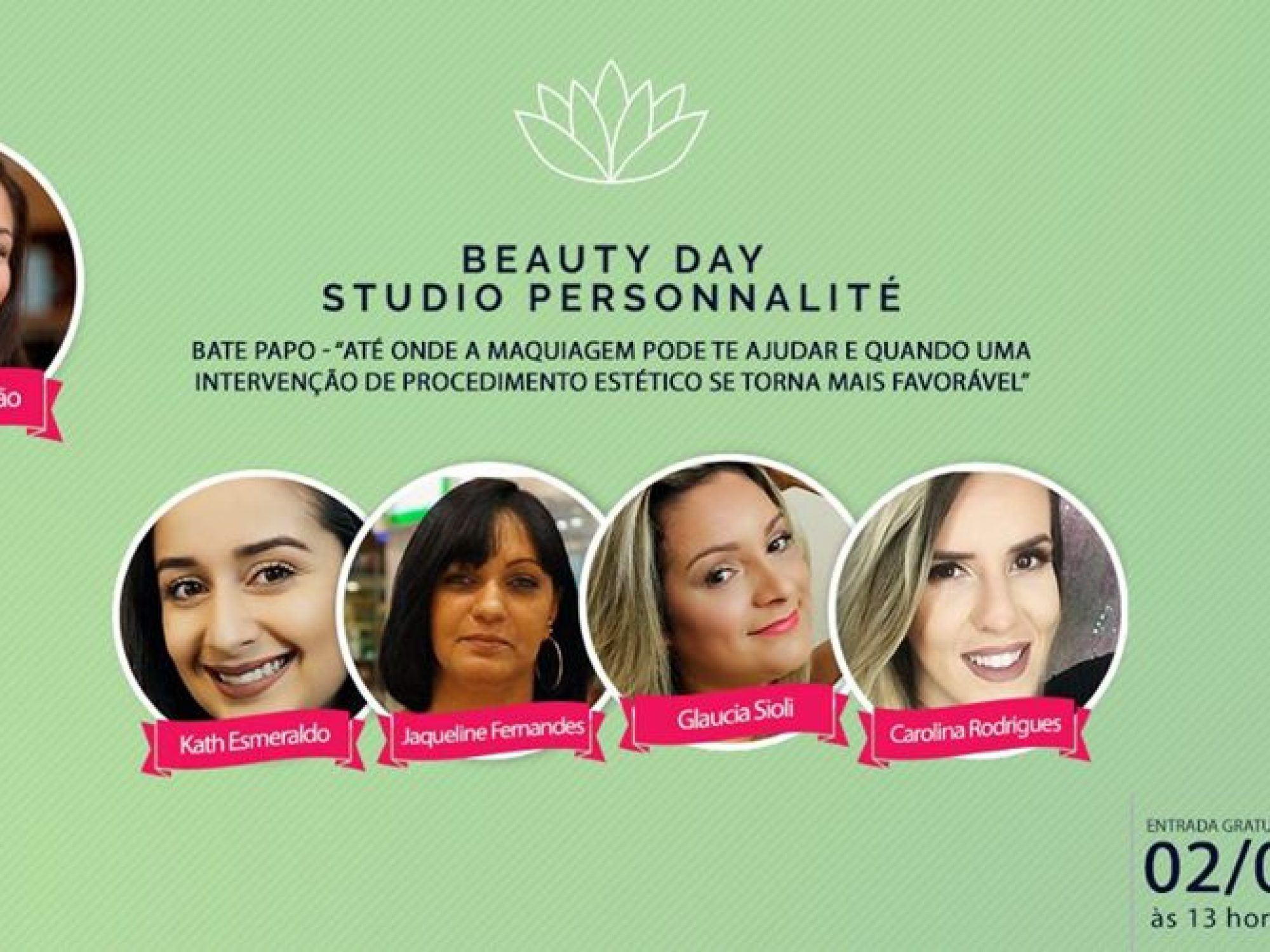 Beauty Day do Studio Personnalité