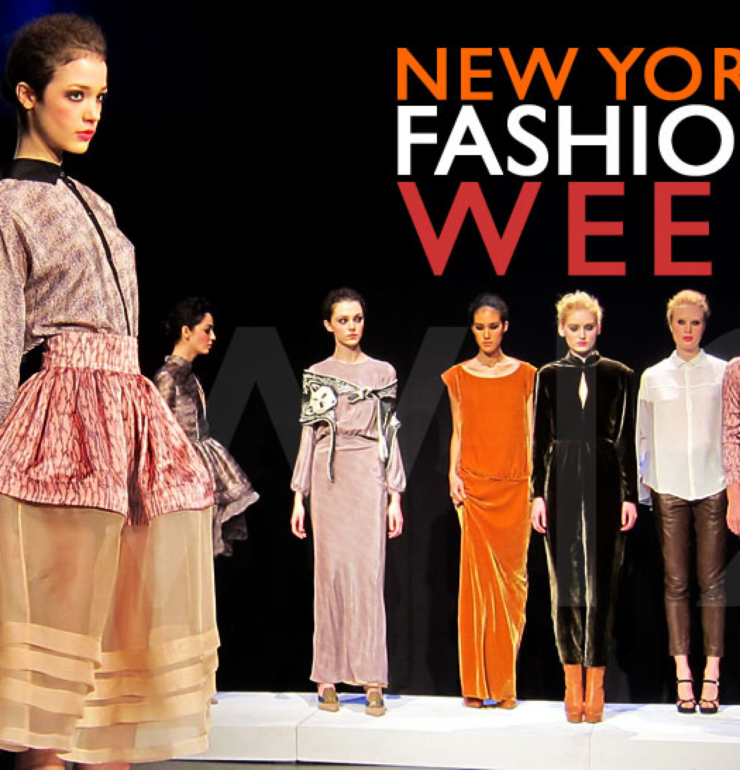 As novidades da semana de moda de Nova Iorque