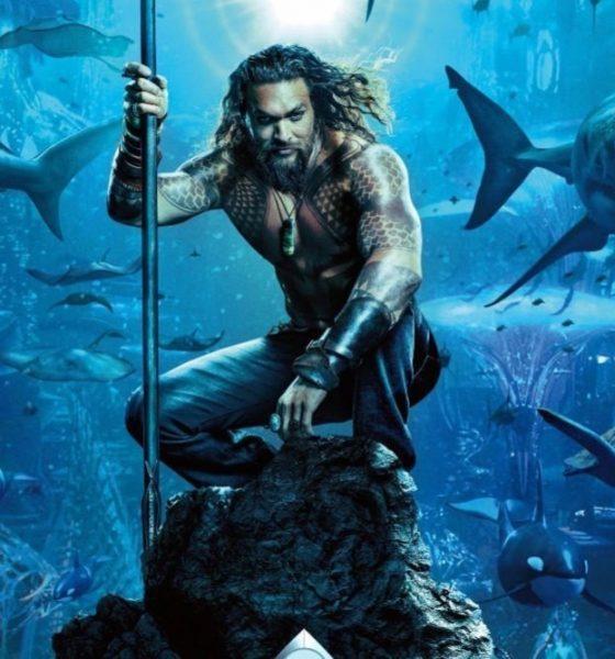Aquaman – Divertido, romântico, sensitivo e com fotografia incrível!
