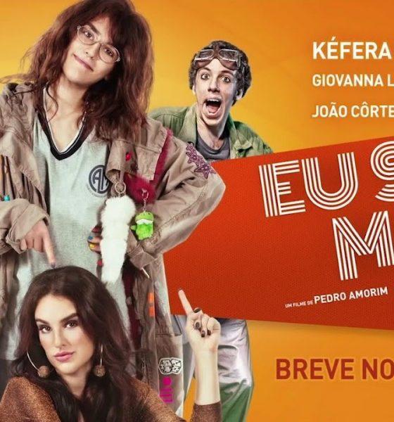 Eu sou mais eu – pré estréia do novo filme da Kéfera Buchmann