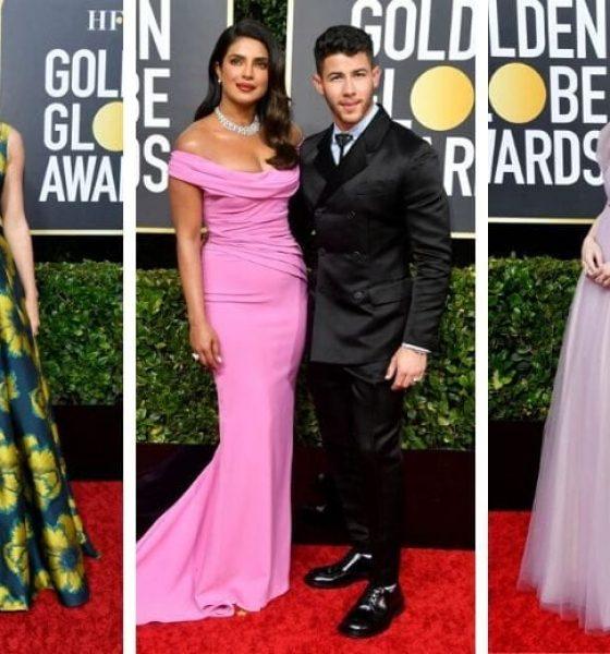 Os Looks que fizeram sucesso no tapete vermelho do Globo de Ouro 2020