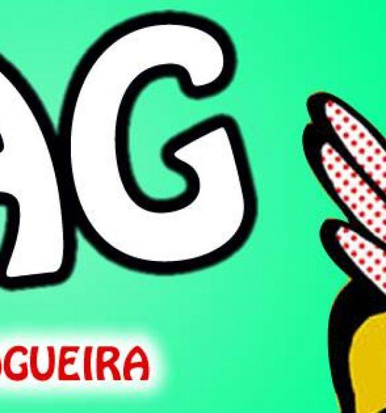 TAG SOS Blogueiras!