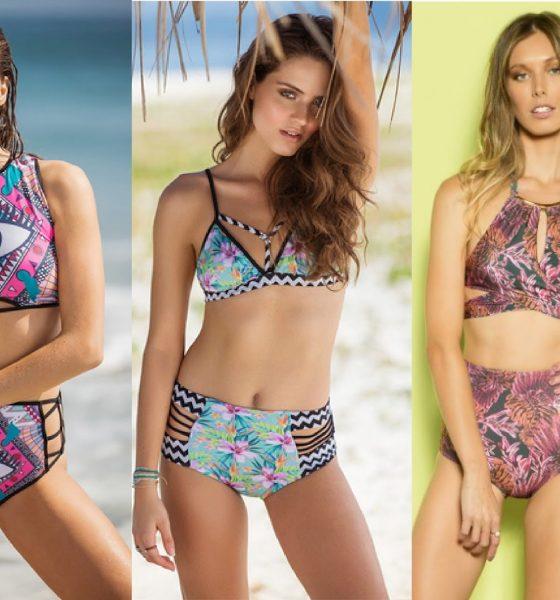 Tendências em moda praia